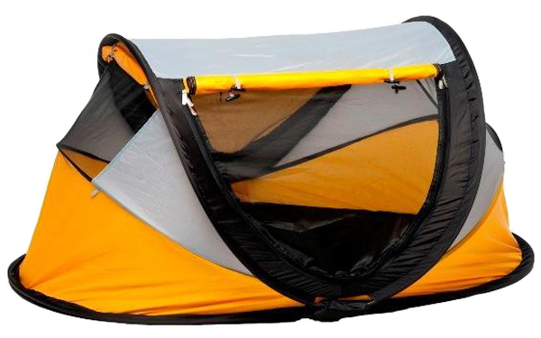 NSA Large Pop Up UV Tent/Travel Cot Yellow  sc 1 st  Pushchairs & NScessity Deluxe UV Tent/Travel Cot Yellow