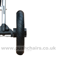 Baby Jogger City Elite Rear Wheel - click for larger image