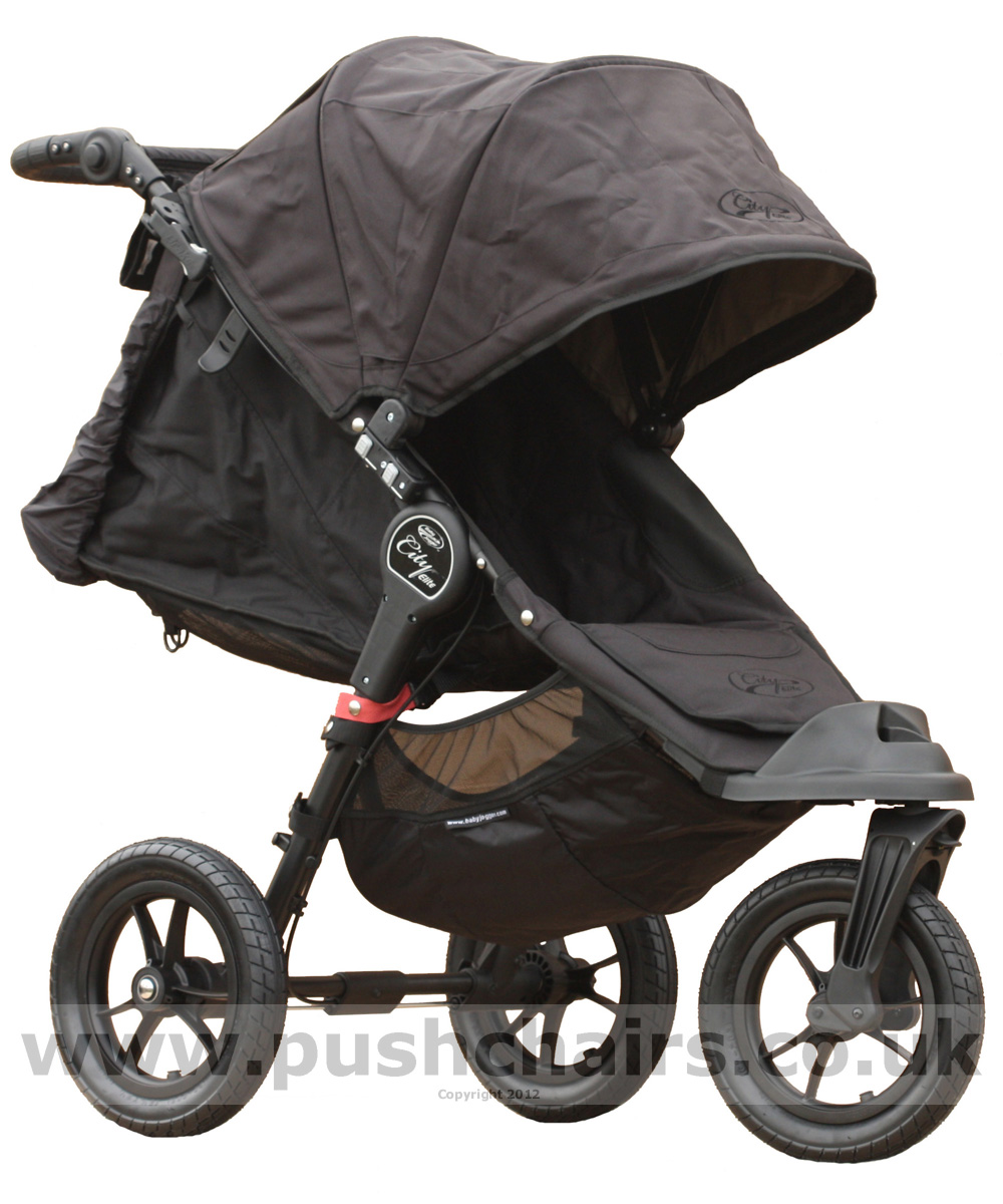 Baby Jogger City Elite Black