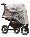 Baby Jogger City Elite Sand with Compact Carrycot Sand & Rain Cover - click for larger image
