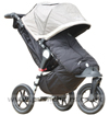 Baby Jogger City Elite Stone with Outlast Snuggle Bag - click for larger image