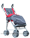 Maclaren Major Elite special needs pushchair with Footmuff - click for larger image