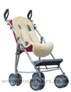 Maclaren Major Elite special needs pushchair with Lambskin Comfort Liner - click for larger image