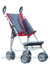 Maclaren Major Elite special needs pushchair with Lateral Supports - click for larger image
