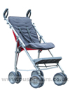 Maclaren Major Elite special needs pushchair with Reversible Seat Liner (Charcoal) - click for larger image