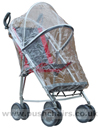 Maclaren Major Elite special needs pushchair with Storm Cover - click for larger image