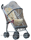 Maclaren Major Elite special needs pushchair with Storm Cover plus Lambskin Comfort Liner - click for larger image