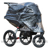 Baby Jogger Summit XC with Compact Carrycot & Rain Cover - click for larger image