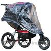 Baby Jogger City Summit with Rain Cover - click for larger image