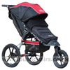 Baby Jogger Summit XC with Baby Jogger Footmuff Black - click for larger image