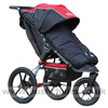Baby Jogger Summit XC with Snuggle Bag - click for larger image