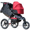 Baby Jogger Summit XC with Compact Carrycot - click for larger image