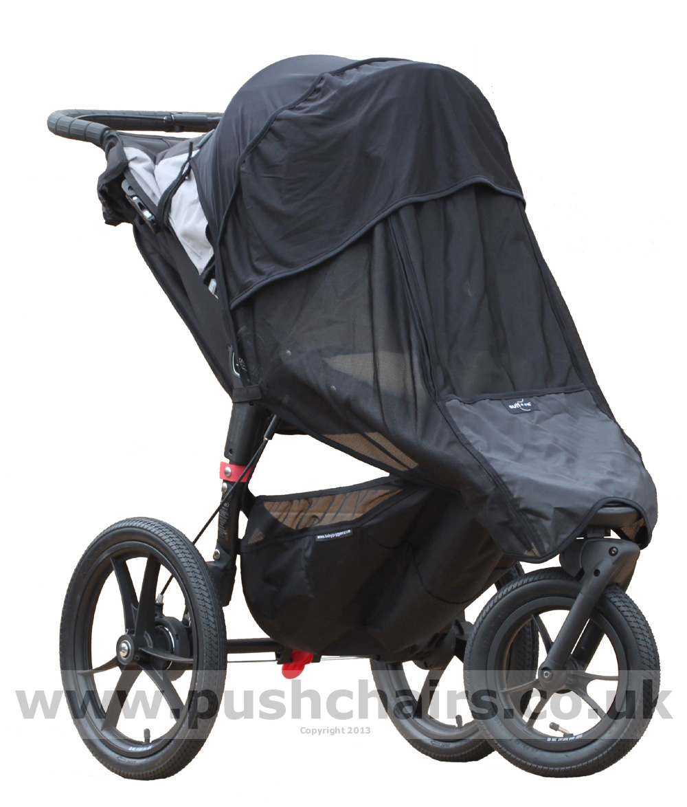 Baby Jogger Summit X3 2014 Black Grey