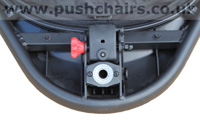 Baby Jogger Summit X3 Front Wheel Tracking- click for larger image