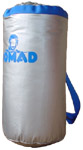 Nomad Sleeping Bag packed away - click for larger image