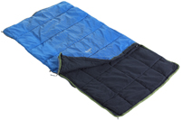 Nomad Kids Sleeping Bag/Mattress Cover Turquoise - click for larger image