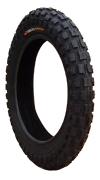 12 1/2 Chunky Off Road Tyre - click to go to this product