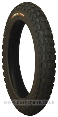 12 1/2 x 1.75 Slim Chunky Off Road Tyre - click for larger image